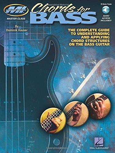 Chords for Bass: Master Class Series (Musicians Institute: Master Class)