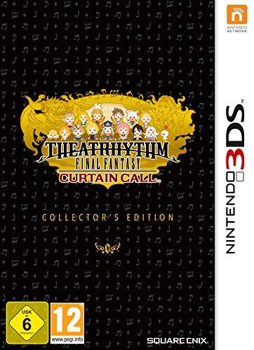Theatrhythm Final Fantasy Curtain Call (Collector's Edition)
