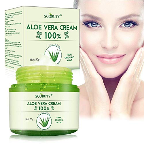 SCOBUTY -  Aloe Vera Creme,Aloe
