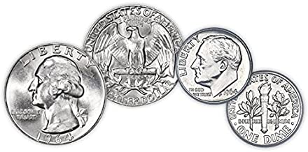 $1 Face Value 90% Silver Coins Will Grade Better Than Fine