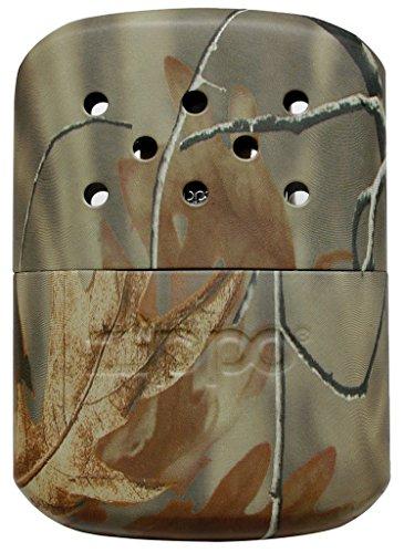 Hand Warmer 12 Hour Realtree Camouflage Zippo Outdoor Indoor Windproof Lighter...