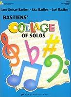 WP403 コラージュオブソロ 3 (英語版) (Bastien Piano Basics)