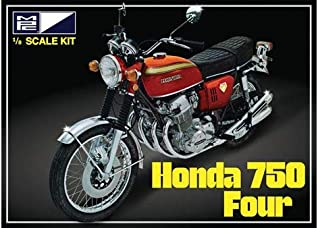 1/8 Honda 750 Four Motorcycle