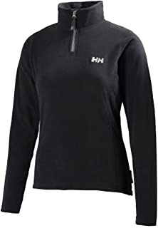 Helly Hansen Day Breaker 1/2 Zip Fleece Chaqueta con Forro, Mujer
