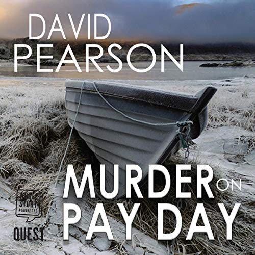 Murder on Pay Day cover art