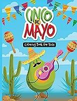 Cinco de Mayo Coloring Book for Kids: Sombreros for Everybody
