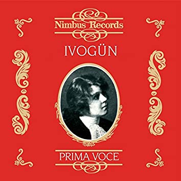 Maria Ivogün (Recorded 1916 - 1932)