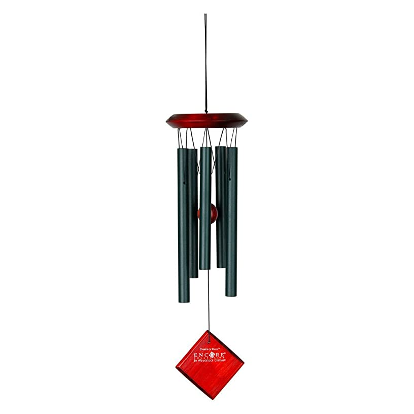 Woodstock Chimes 17 in. Mars Evergreen Chime
