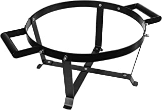 KAMaster Table Nest for Large Big Green Egg,Table Stand A Must-Have Big Green Egg Accessories