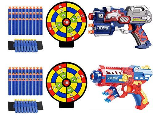 Fstop Labs Foam Gun Toy (Set Of 2 + Accessories)