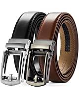 Ratchet Click Belt 2 Packs 1 1/8