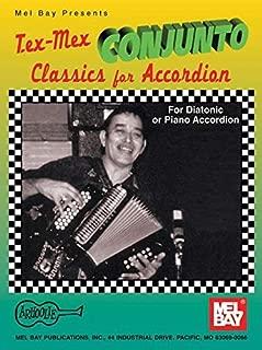 Mel Bay Tex-Mex Conjunto Classics for Accordion