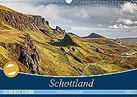 Schottland Farben und Licht (Wandkalender 2022 DIN A3 quer): Beeindruckende Aufnahmen von den Landschaften Schottlands (Monatskalender, 14 Seiten )