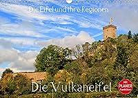 Die Eifel und ihre Regionen - Die Vulkaneifel (Wandkalender 2022 DIN A3 quer): Eine Reise in die wunderschoenen Regionen der Eifel (Geburtstagskalender, 14 Seiten )
