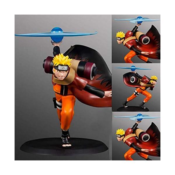 Figura de Ars-Bavaria de Naruto con Shippuden Uzumaki, figura de Naruto de PVC, figura de Sennin para coleccionistas… 4