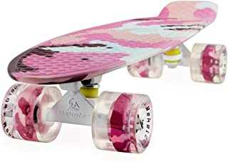 medium sized skateboard