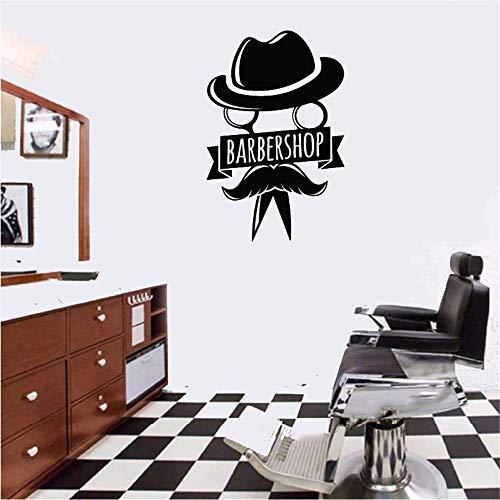 Barbe Homme Salon Barbershops Signer Spa Coiffure Design Décor