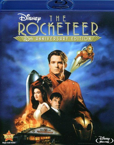 The Rocketeer: 20th Anniversary Edition [Blu-ray]