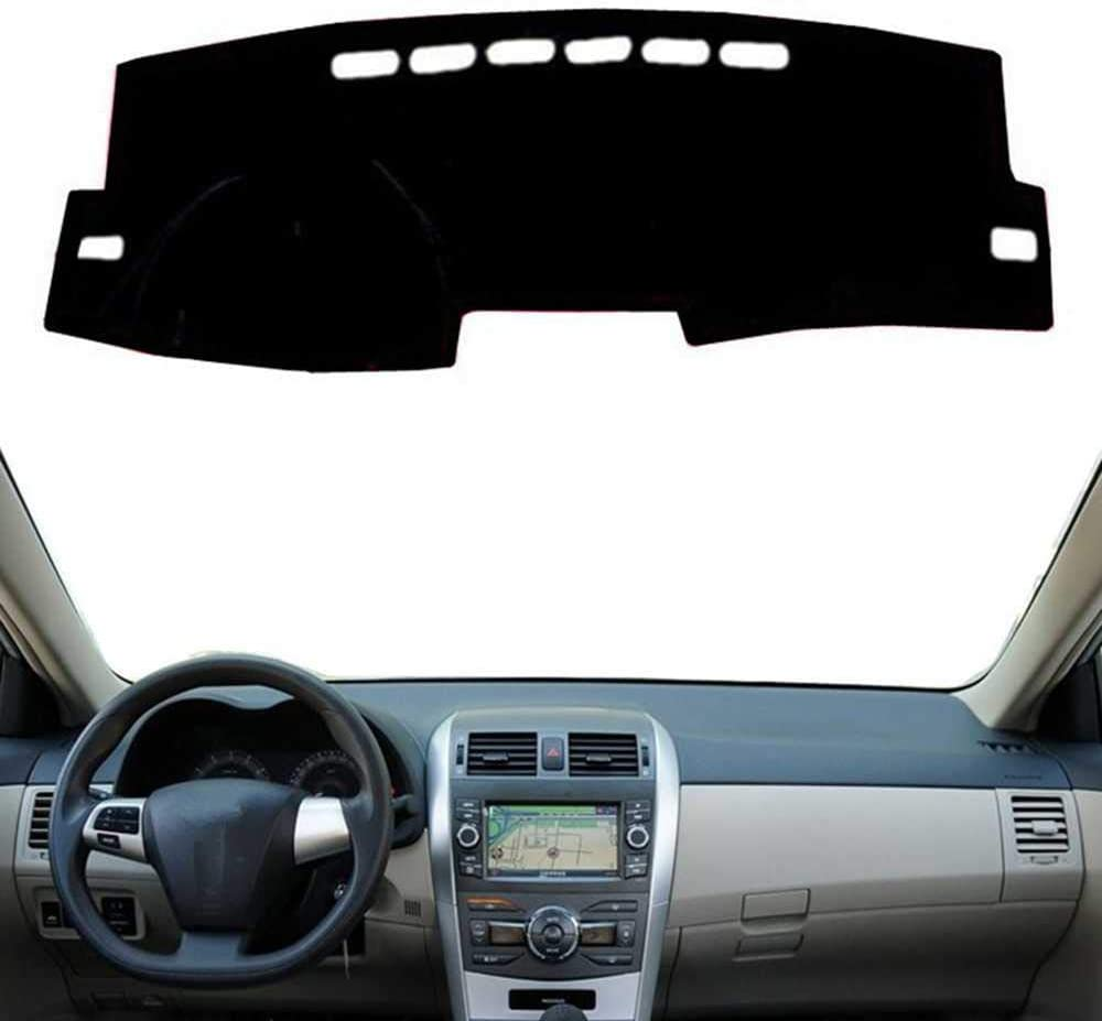 ZIMAwd Car Max 64% OFF Dashboard Sunshade Cushion Toyota E for Cover Corolla Cash special price