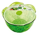 Snips Saver Salad Keeper 4 Liters, Green, One Size