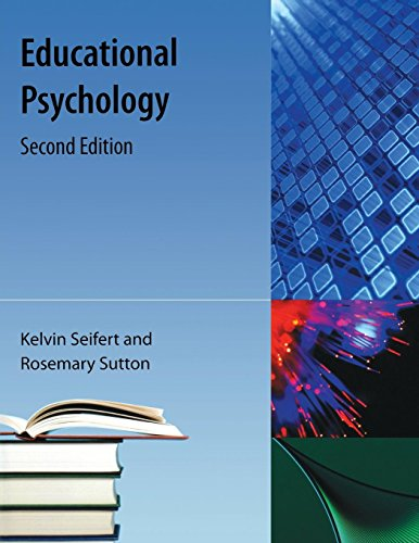 Compare Textbook Prices for Educational Psychology Second Edition ISBN 9781616101541 by Seifert, Kelvin,Sutton, Rosemary