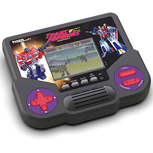 Edición de transformadores de Tiger Electronics