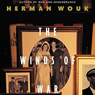 The Winds of War audiobook cover art