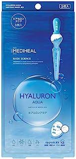 MEDIHEAL(メディヒール) 【正規品】シートマスクヒアルロンアクア3枚 フェイスマスク