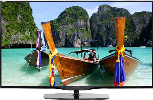 Sharp LC-60LE652E 60' Full HD Compatibilidad 3D Smart TV Wifi Negro LED TV - Televisor (152,4 cm (60'), Full HD, 1920 x 1080 Pixeles, Analógico y Digital, NTSC, PAL, SECAM, DVB-C, DVB-S, DVB-S2, DVB-T)
