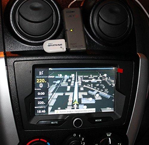 USB GPS Dongle Module Vk-172 Navigation Glonass, Works for Stratux Windows 10 Linux Mac, for Arduino Raspberry PI Google Earth