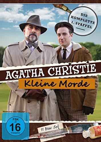 Agatha Christie: Kleine Morde (Mörderische Spiele) - Die komplette Serie (11 DVDs)