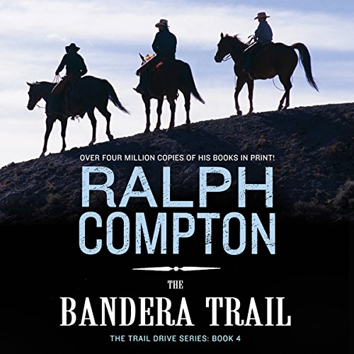 The Bandera Trail audiobook cover art