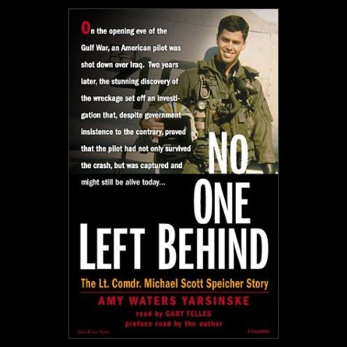No One Left Behind audiobook cover art