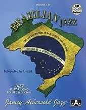 Volume 124 - Brazilian Jazz with Audio CD