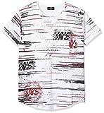 Inside 8CCN03 Camiseta, Blanco (Blanco 90), Small (Tamaño del Fabricante: S) para Hombre