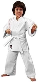 orange martial arts pants
