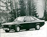 1982 Opel Manta GT - Vintage Press Foto