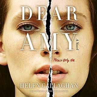 Dear Amy audiobook cover art