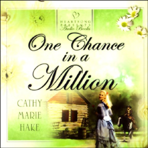 One Chance in a Million audiobook cover art