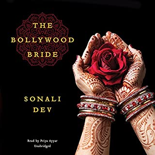 The Bollywood Bride audiobook cover art