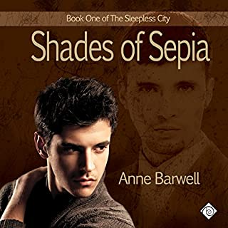 Shades of Sepia cover art