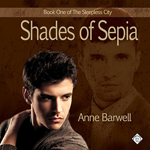 Shades of Sepia audiobook cover art