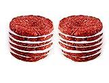 Sayersbrook Bison Ranch - Bison Burgers - 5.33 oz patties x 12 - 4 lbs total