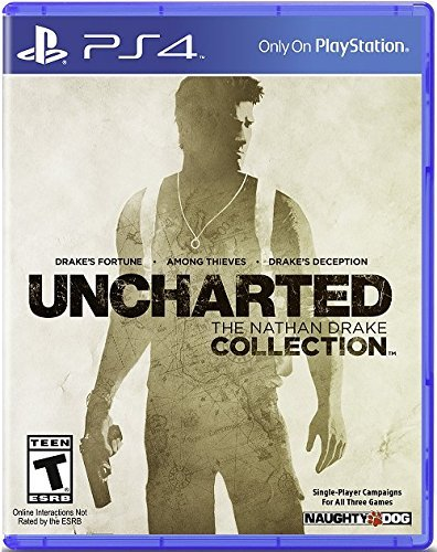 Uncharted : The Nathan Drake Collection - PlayStation 4 [Edizione: Francia]