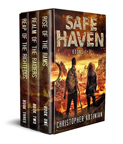 The Safe Haven Box Set: Books 1 to 3 in the Post-Apocalyptic Zombie Horror series by [Christopher Artinian]