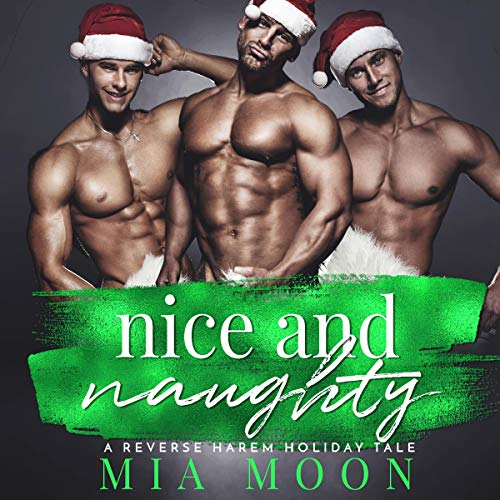 Nice and Naughty     The Reverse Harem Diaries, Book 5              By:                                                                                                                                 Mia Moon                               Narrated by:                                                                                                                                 Lacy Laurel                      Length: 2 hrs and 48 mins     6 ratings     Overall 4.8