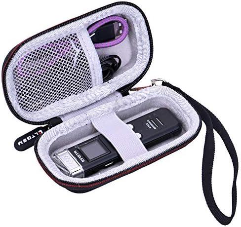 LTGEM EVA Hard Case for EVISTR 16GB Digital Voice Recorder Voice Activated Recorder Travel Protective product image