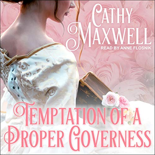 Temptation of a Proper Governess Titelbild