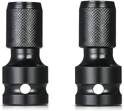 Hex Drive Socket SENRISE 2PCS 3//8 Drive Socket 6-Point Short Shallow Socket Metric Ratchet Socket for DIY Auto and Home Repairing 15mm