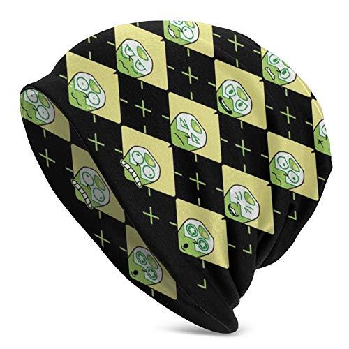 ARG You Clods Argyle Steven Universe Beanie Hat Unisex Adult Hat, Cap, Balaclava, Half Balaclava Black